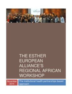 thumbnail of African Workshop 2014