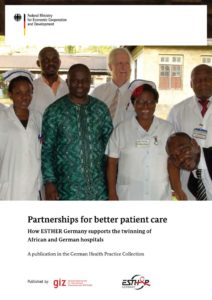 thumbnail of Partnerships for better patient care, 2015