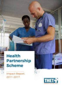 thumbnail of THET Health-Partnership-Scheme-2011-2017-Impact-Report